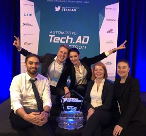 Tech.AD USA 2018 Team
